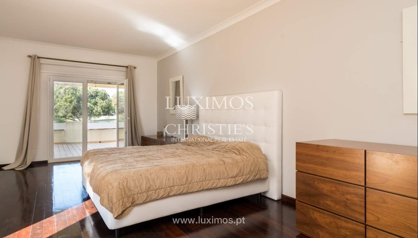 Verkauf Villa mit Pool, Golffront in Vilamoura, Algarve, Portugal_135570