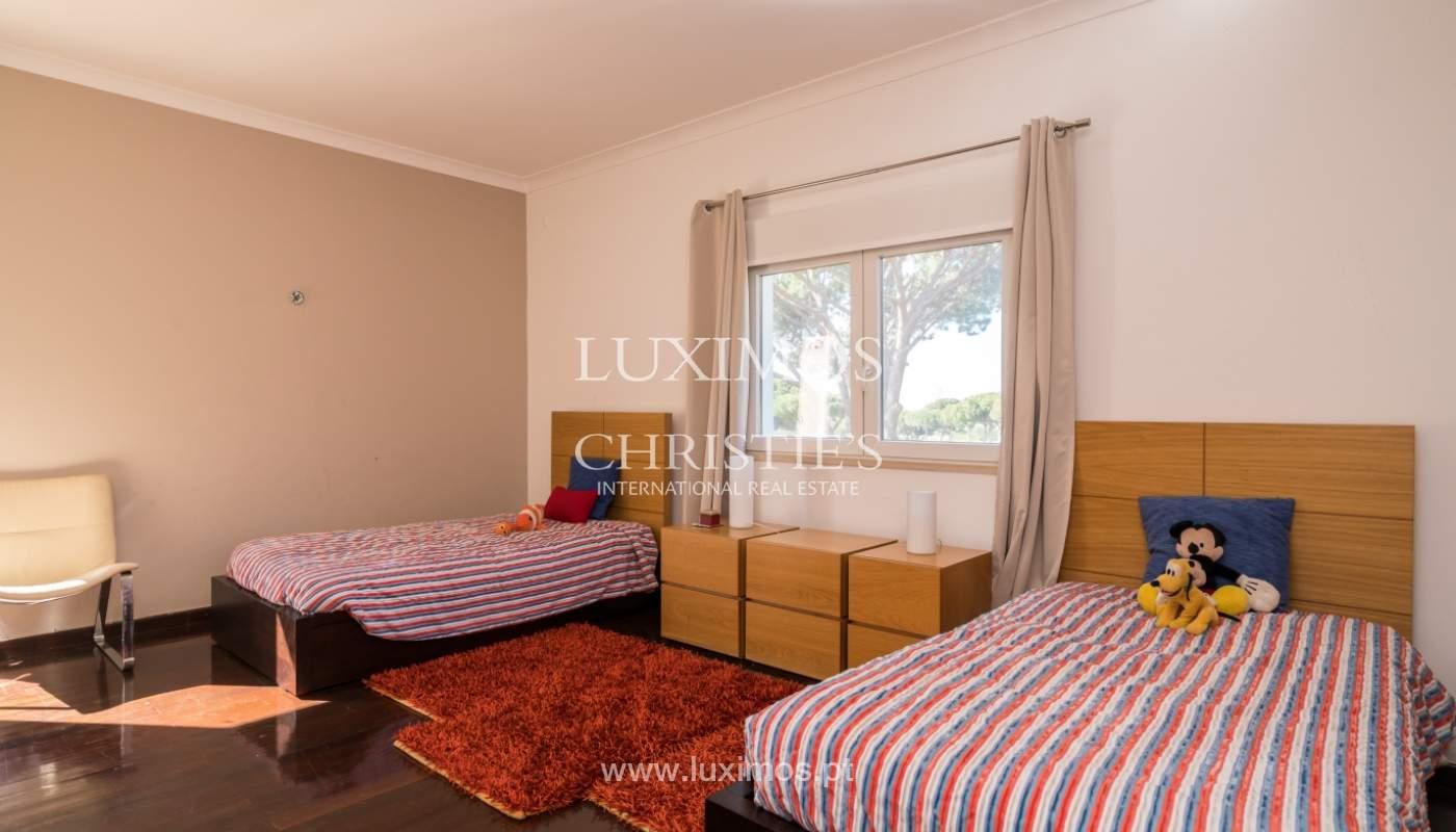 Verkauf Villa mit Pool, Golffront in Vilamoura, Algarve, Portugal_135584