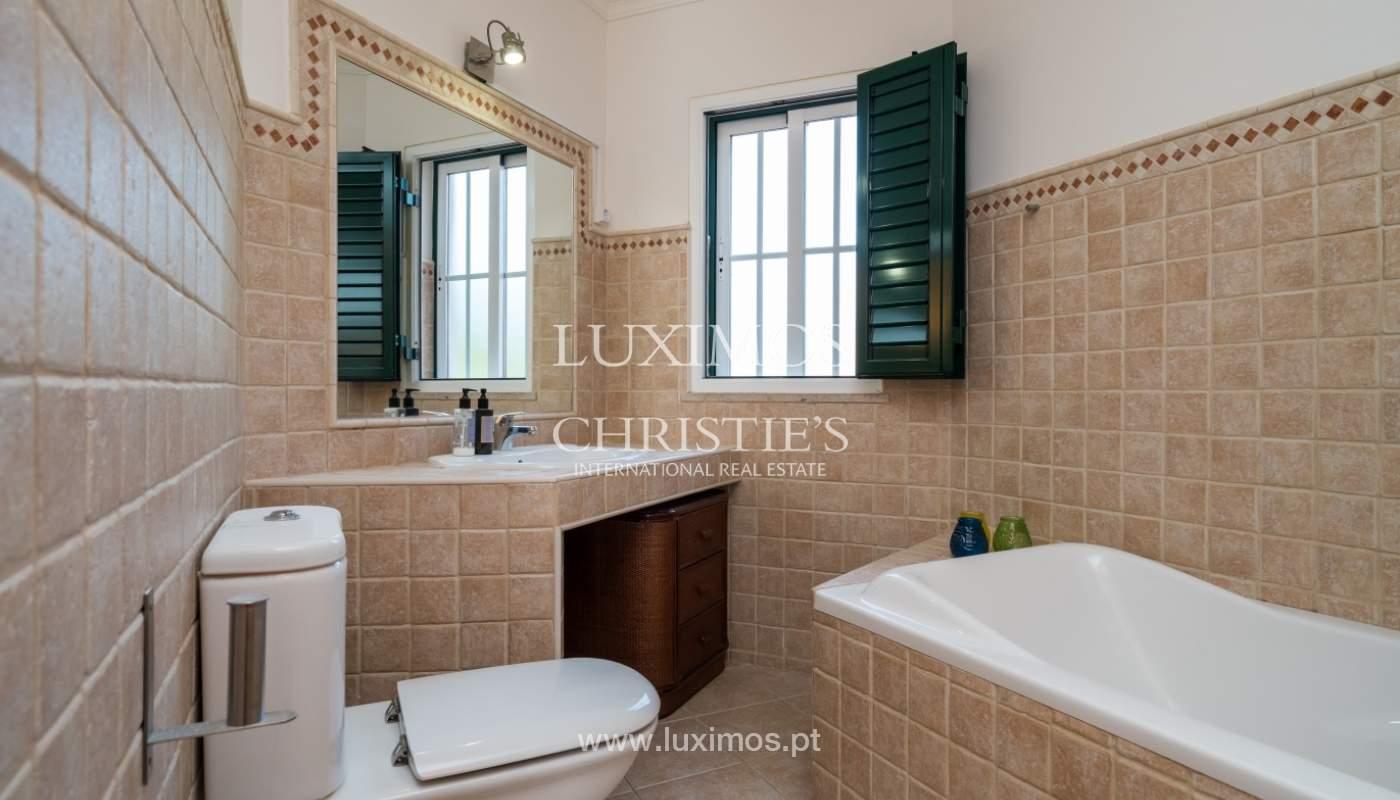 Venda de moradia com piscina no Garrão, Almancil, Algarve_135625