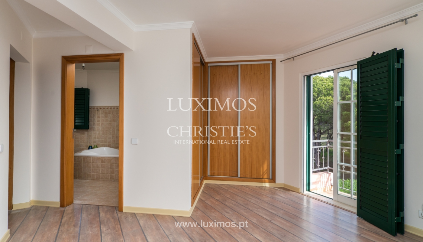 Venda de moradia com piscina no Garrão, Almancil, Algarve_135626