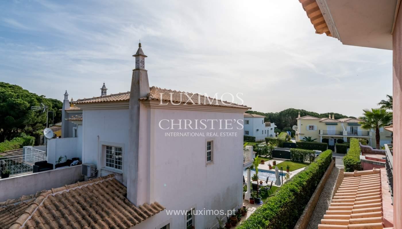 Venda de moradia com piscina no Garrão, Almancil, Algarve_135627
