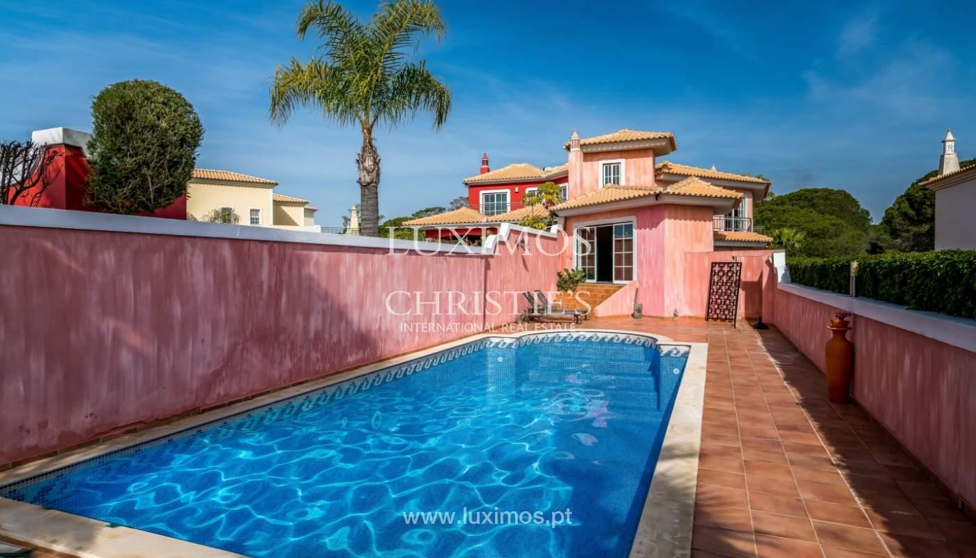 Venda de moradia com piscina no Garrão, Almancil, Algarve_135636