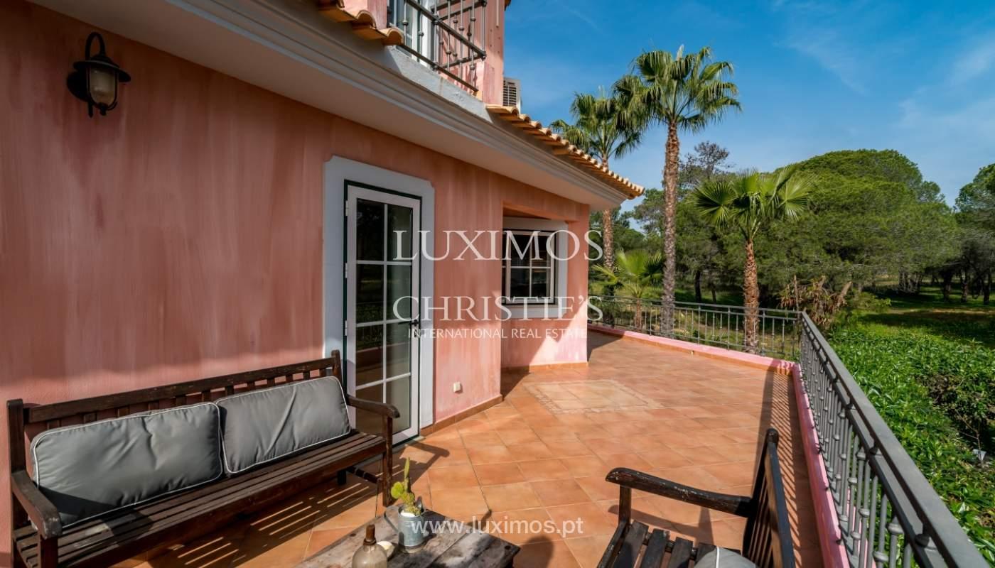 Venda de moradia com piscina no Garrão, Almancil, Algarve_135639