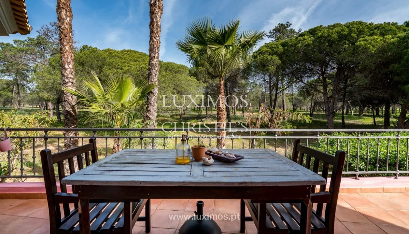 Venda de moradia com piscina no Garrão, Almancil, Algarve_135640