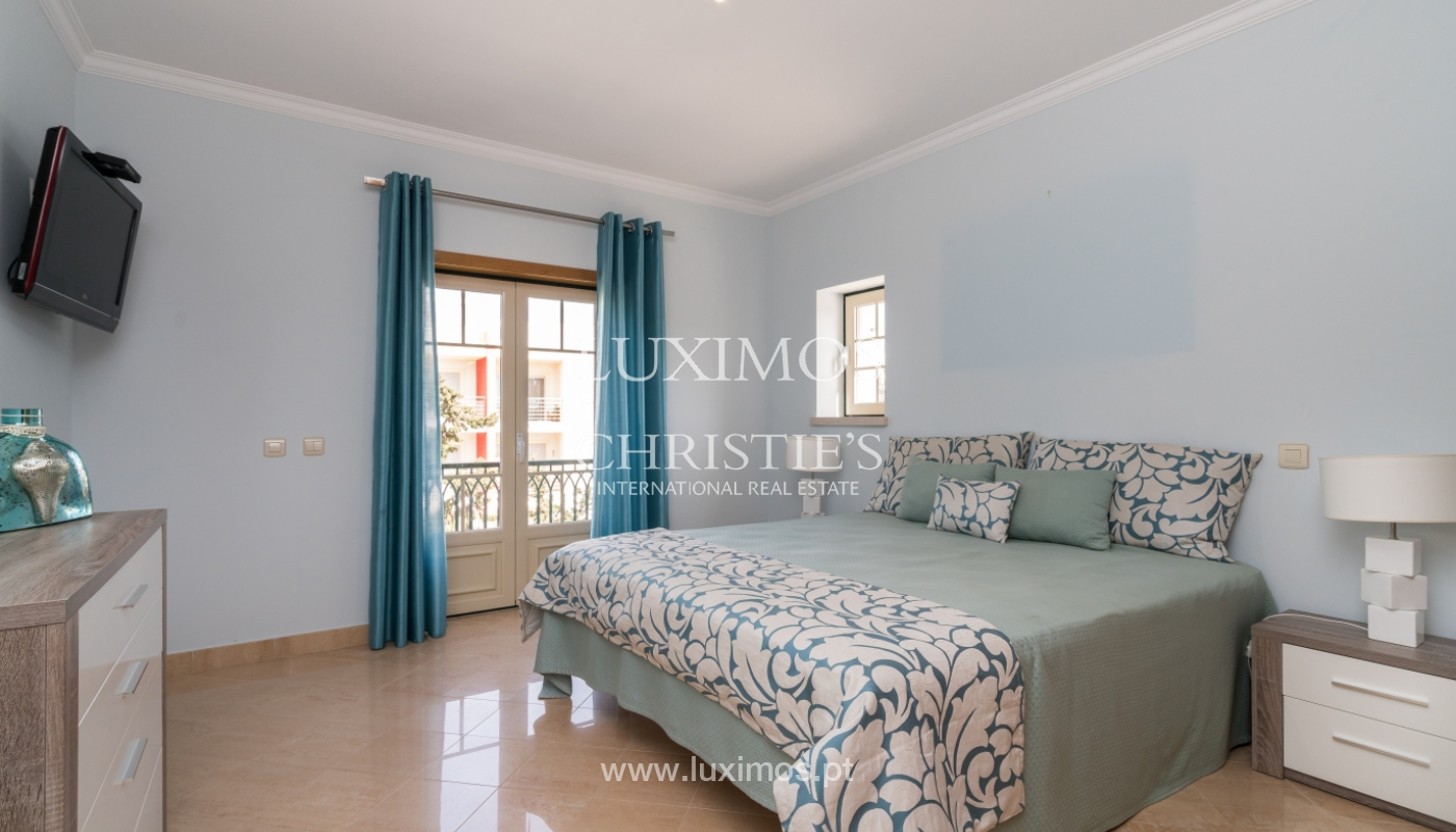 Sale of apartment with terrace and pool Albufeira, Algarve, Portugal_135654