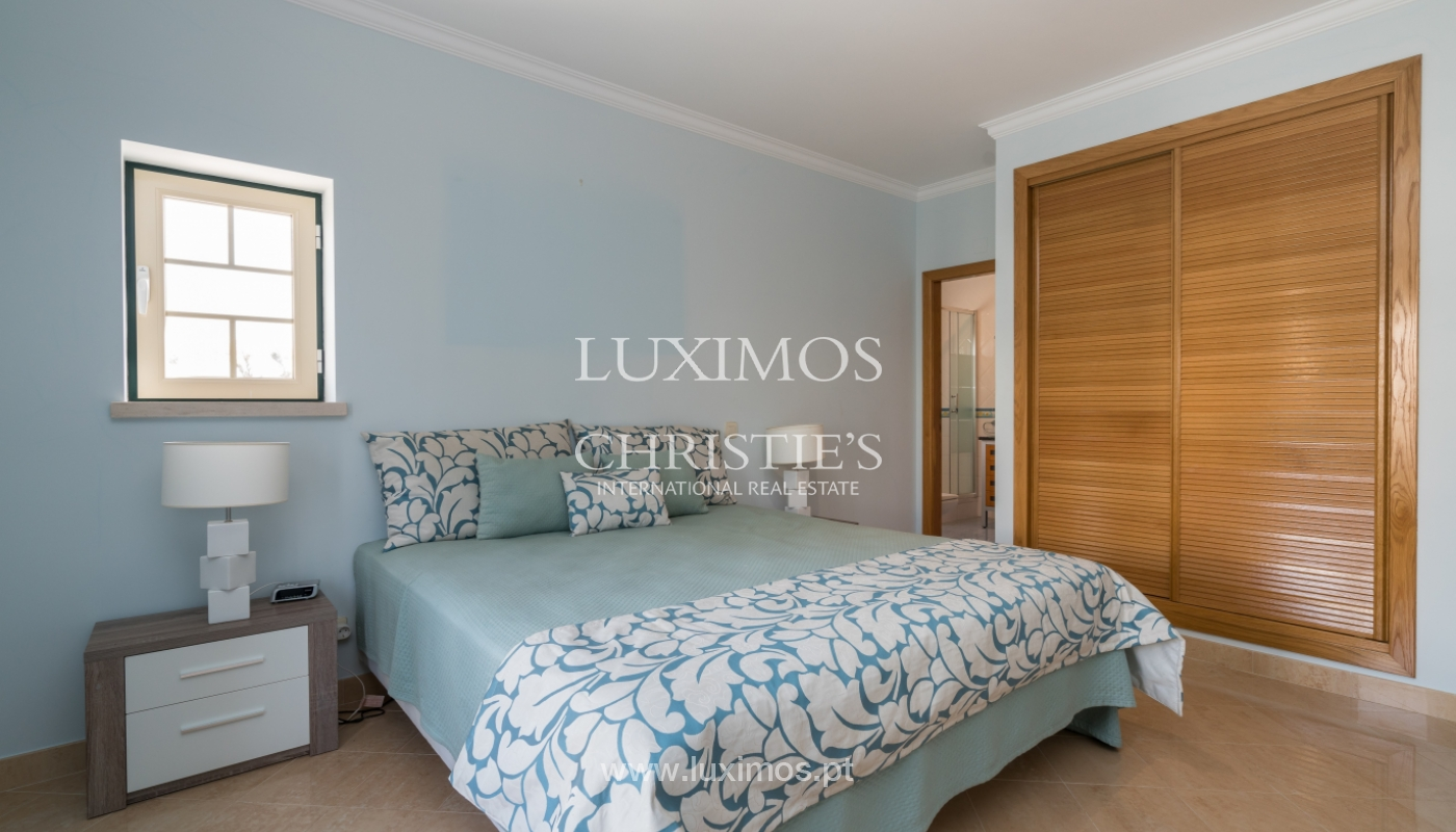 Sale of apartment with terrace and pool Albufeira, Algarve, Portugal_135655