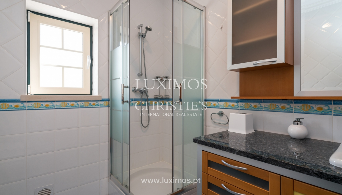Sale of apartment with terrace and pool Albufeira, Algarve, Portugal_135656