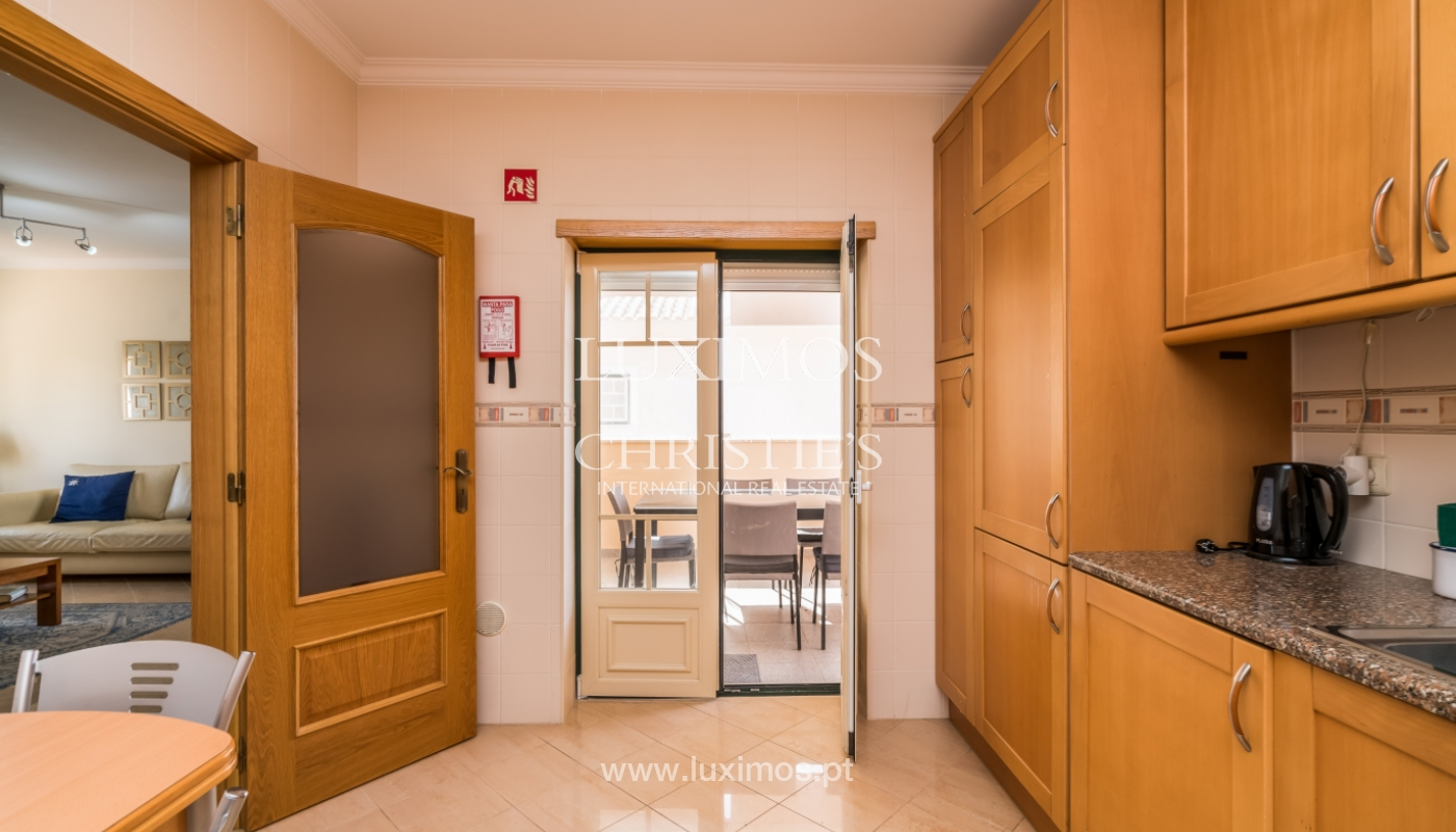 Sale of apartment with terrace and pool Albufeira, Algarve, Portugal_135663