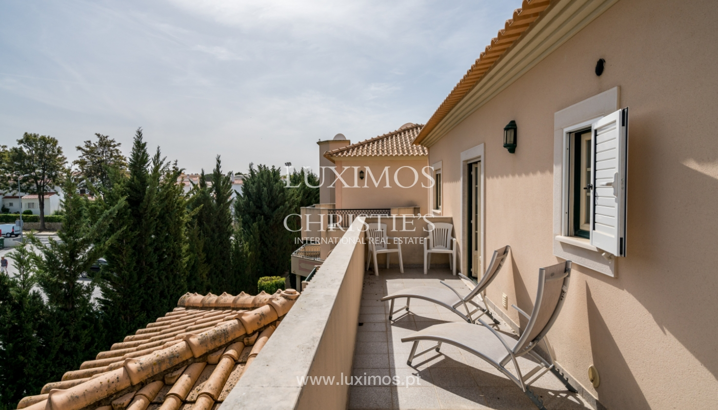 Sale of apartment with terrace and pool Albufeira, Algarve, Portugal_135665