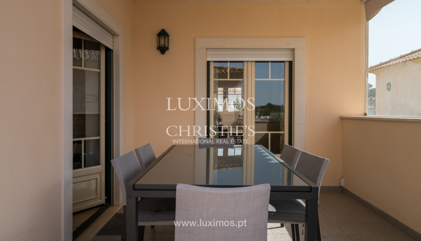 Sale of apartment with terrace and pool Albufeira, Algarve, Portugal_135670