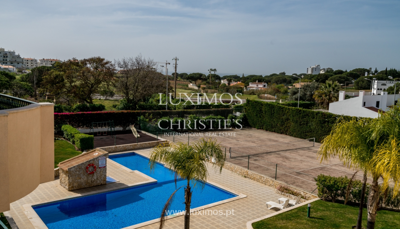 Sale of apartment with terrace and pool Albufeira, Algarve, Portugal_135671
