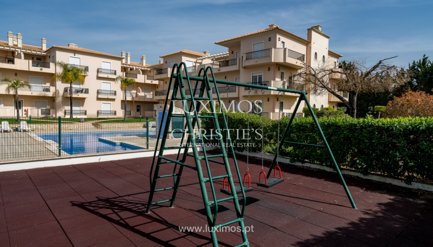 Sale of apartment with terrace and pool Albufeira, Algarve, Portugal_135676