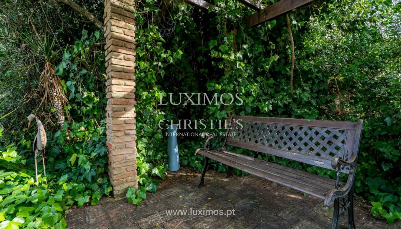 Sale of villa with pool and garden near Alvor, Algarve, Portugal_135757