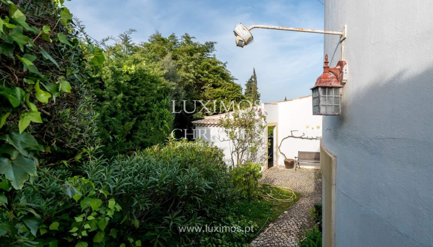 Sale of villa with pool and garden near Alvor, Algarve, Portugal_135761
