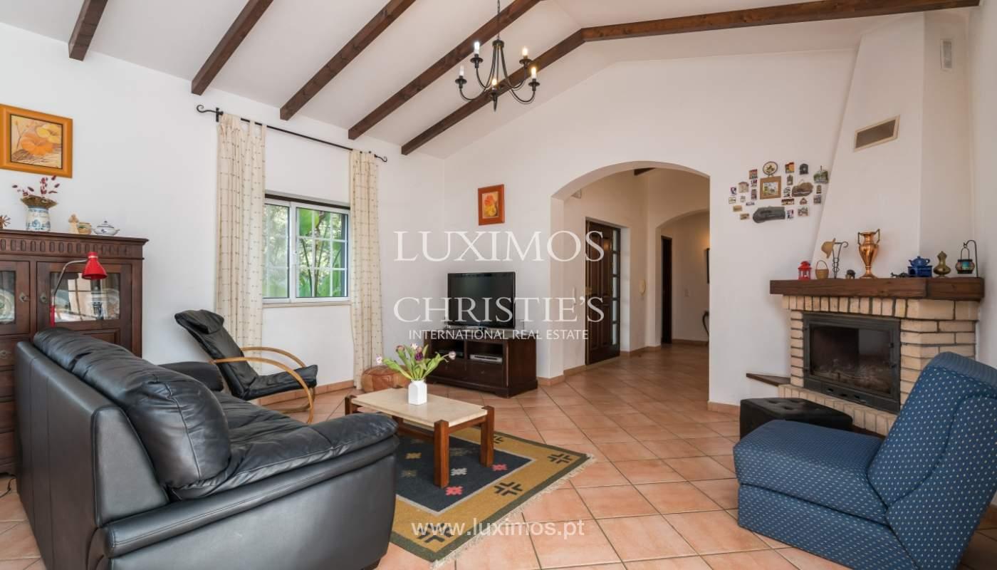 Sale of villa with pool and garden near Alvor, Algarve, Portugal_135762