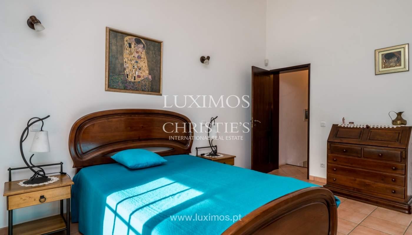 Sale of villa with pool and garden near Alvor, Algarve, Portugal_135775