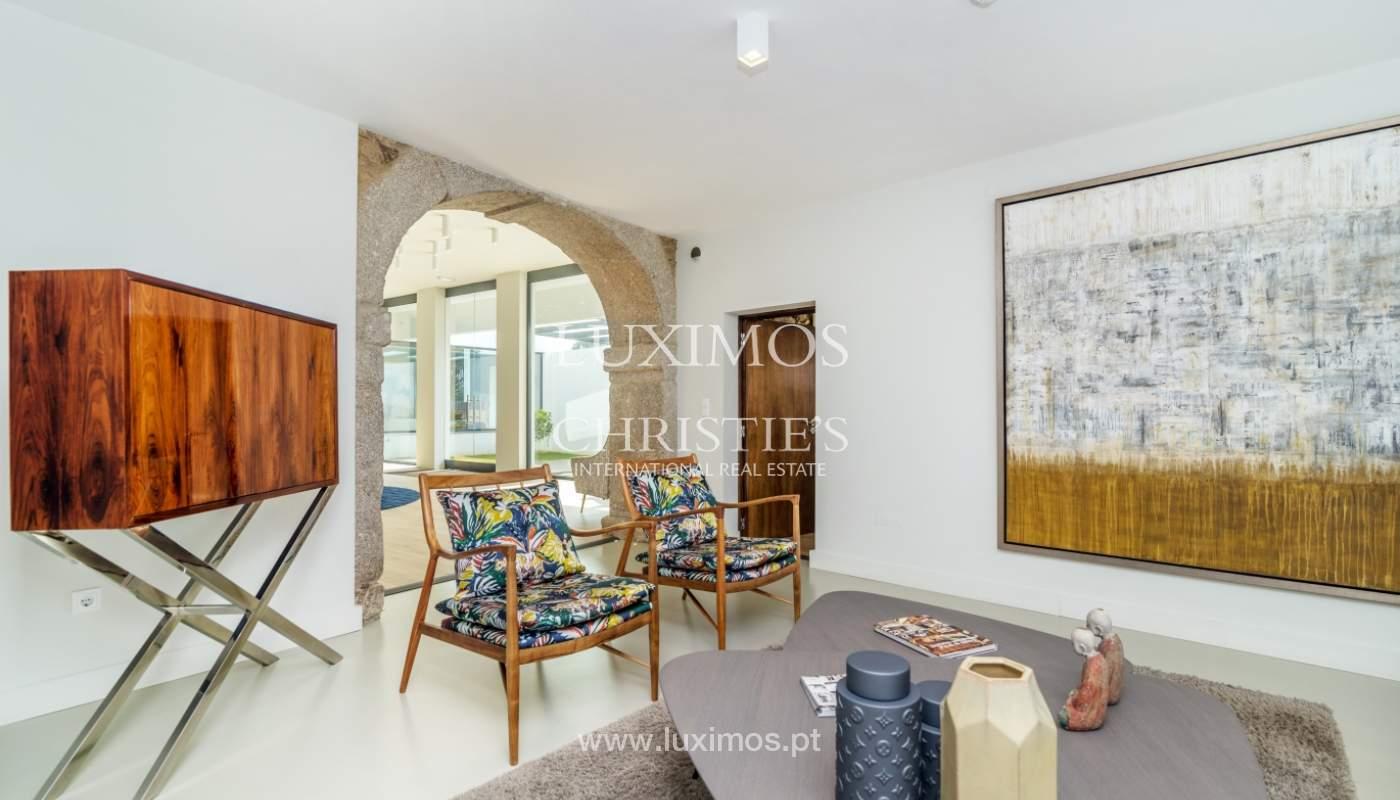 Casa contemporánea con jardín, en venta, Vila Nova de Gaia, Portugal_135798