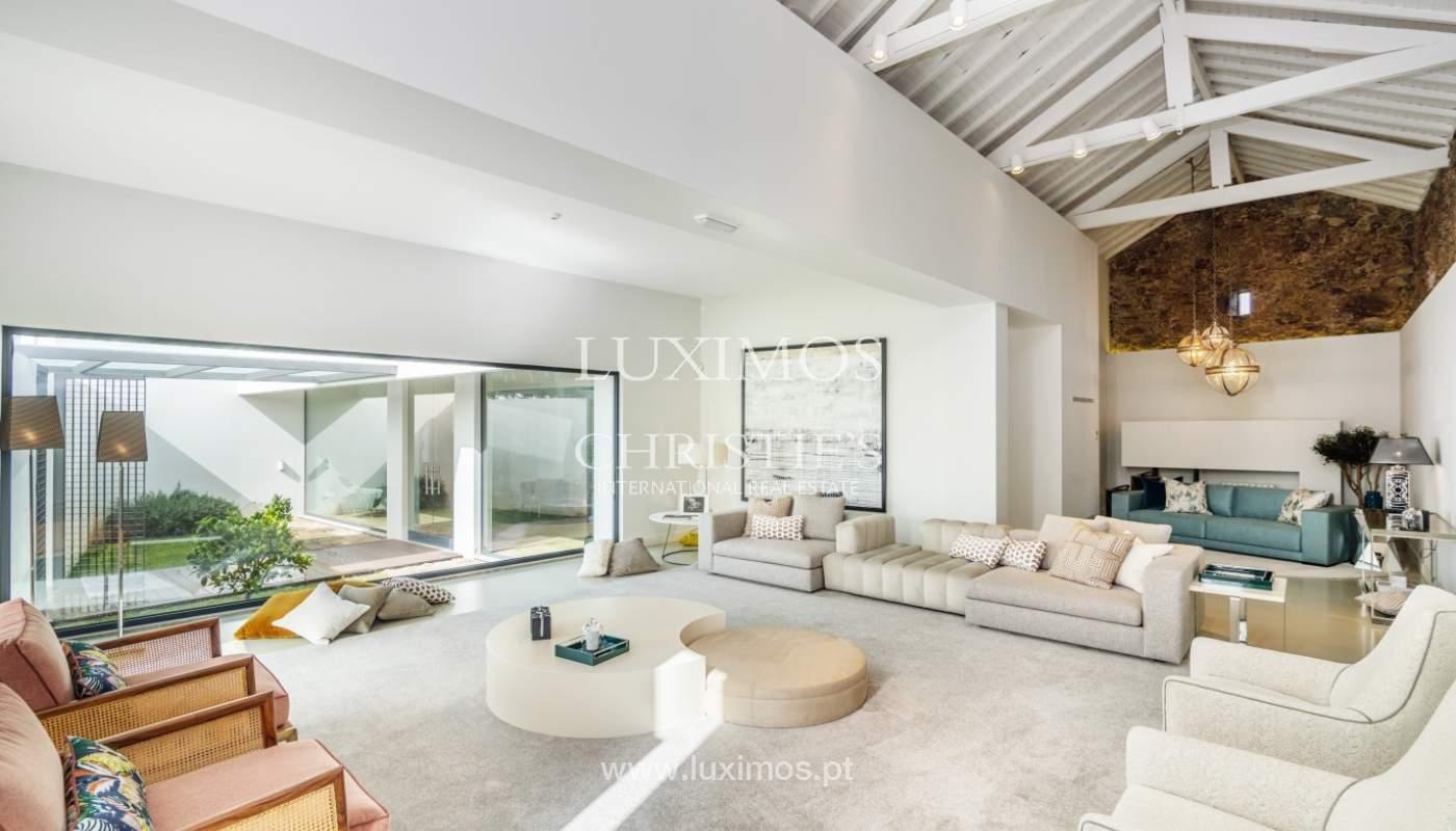Casa contemporánea con jardín, en venta, Vila Nova de Gaia, Portugal_135799