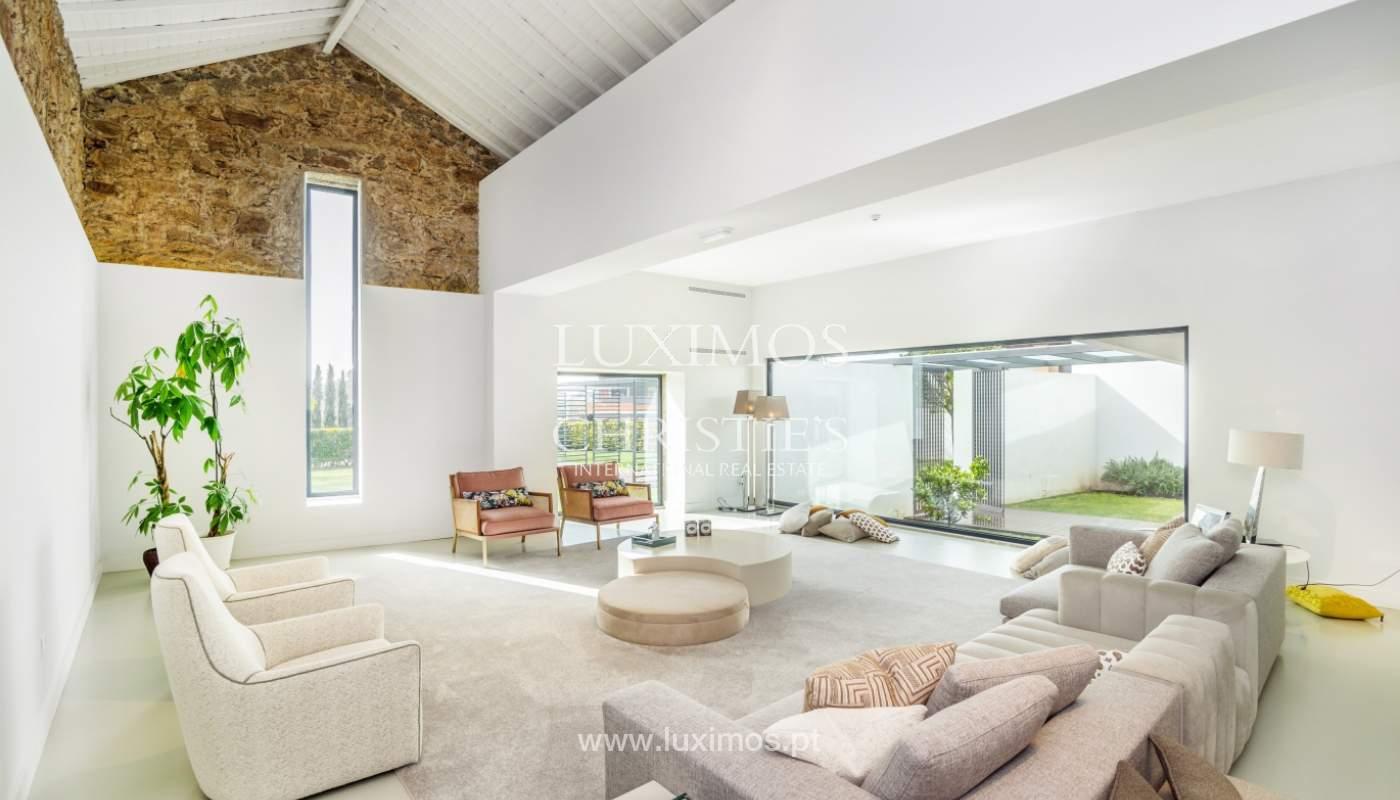 Casa contemporánea con jardín, en venta, Vila Nova de Gaia, Portugal_135800