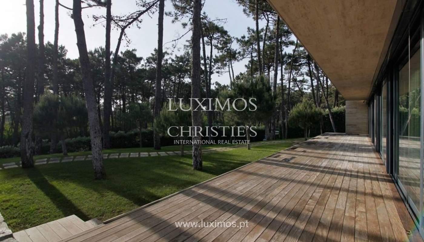 Zeitgenössisches Haus, zu verkaufen, mit Pool und Garten, Esposende, Portugal_135837