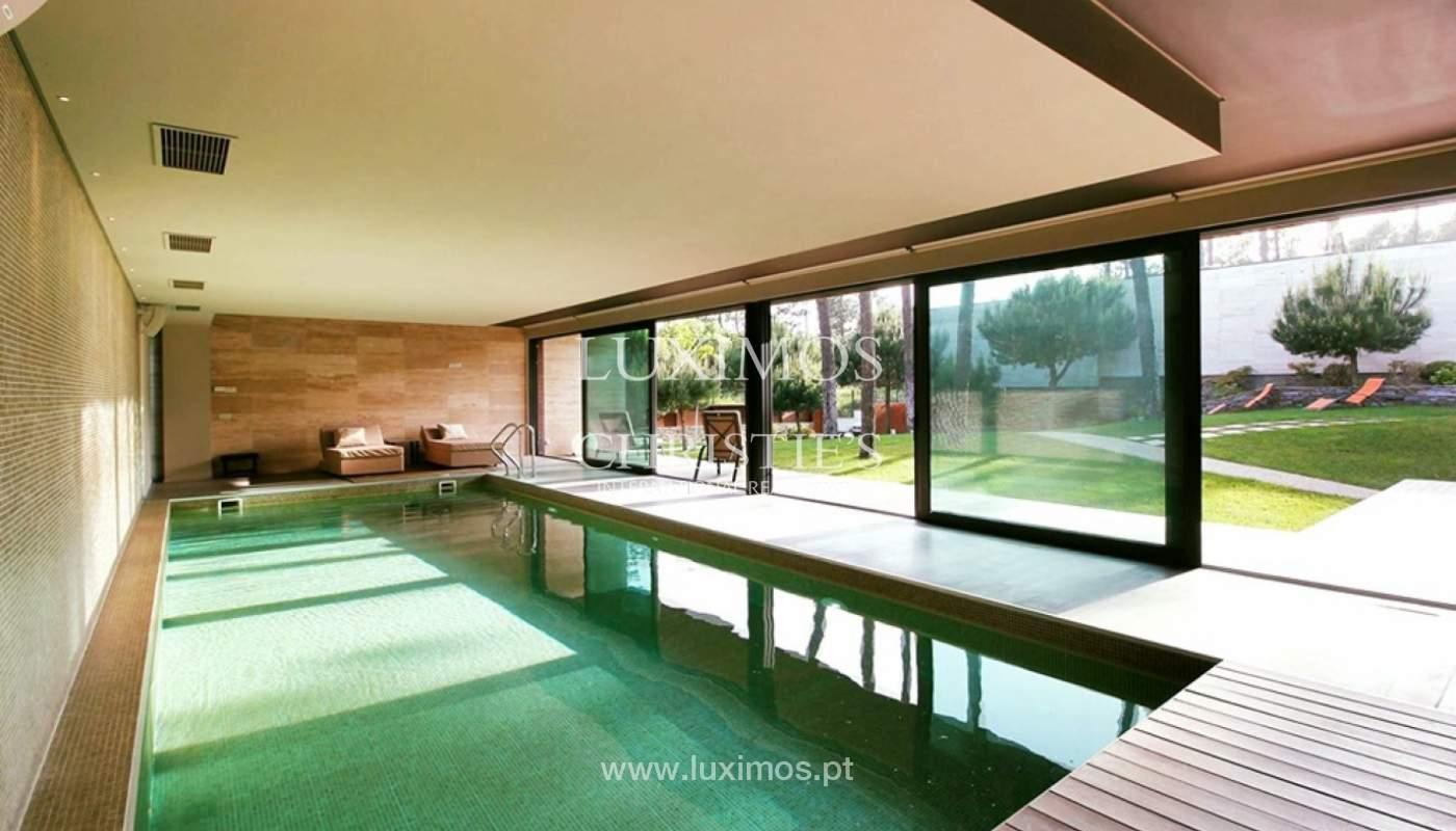Zeitgenössisches Haus, zu verkaufen, mit Pool und Garten, Esposende, Portugal_135839