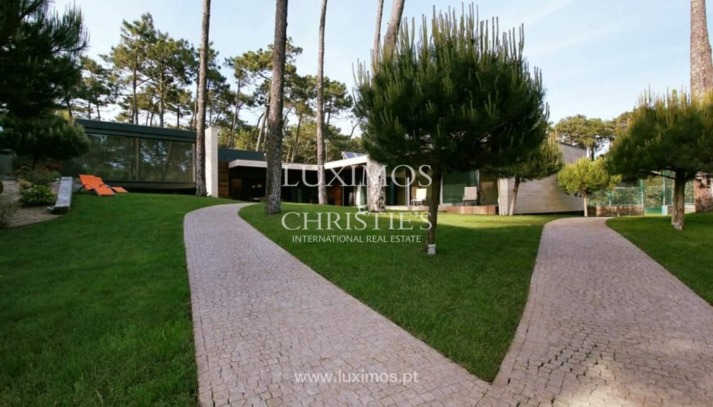 Zeitgenössisches Haus, zu verkaufen, mit Pool und Garten, Esposende, Portugal_135840