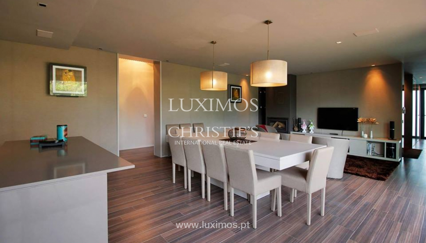 Contemporary house, for sale, with pool and garden, Esposende, Portugal_135842