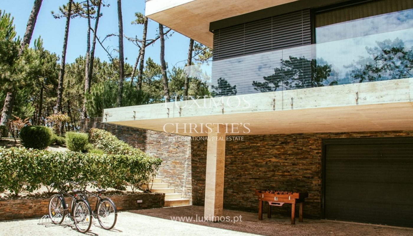 Contemporary house, for sale, with pool and garden, Esposende, Portugal_135844