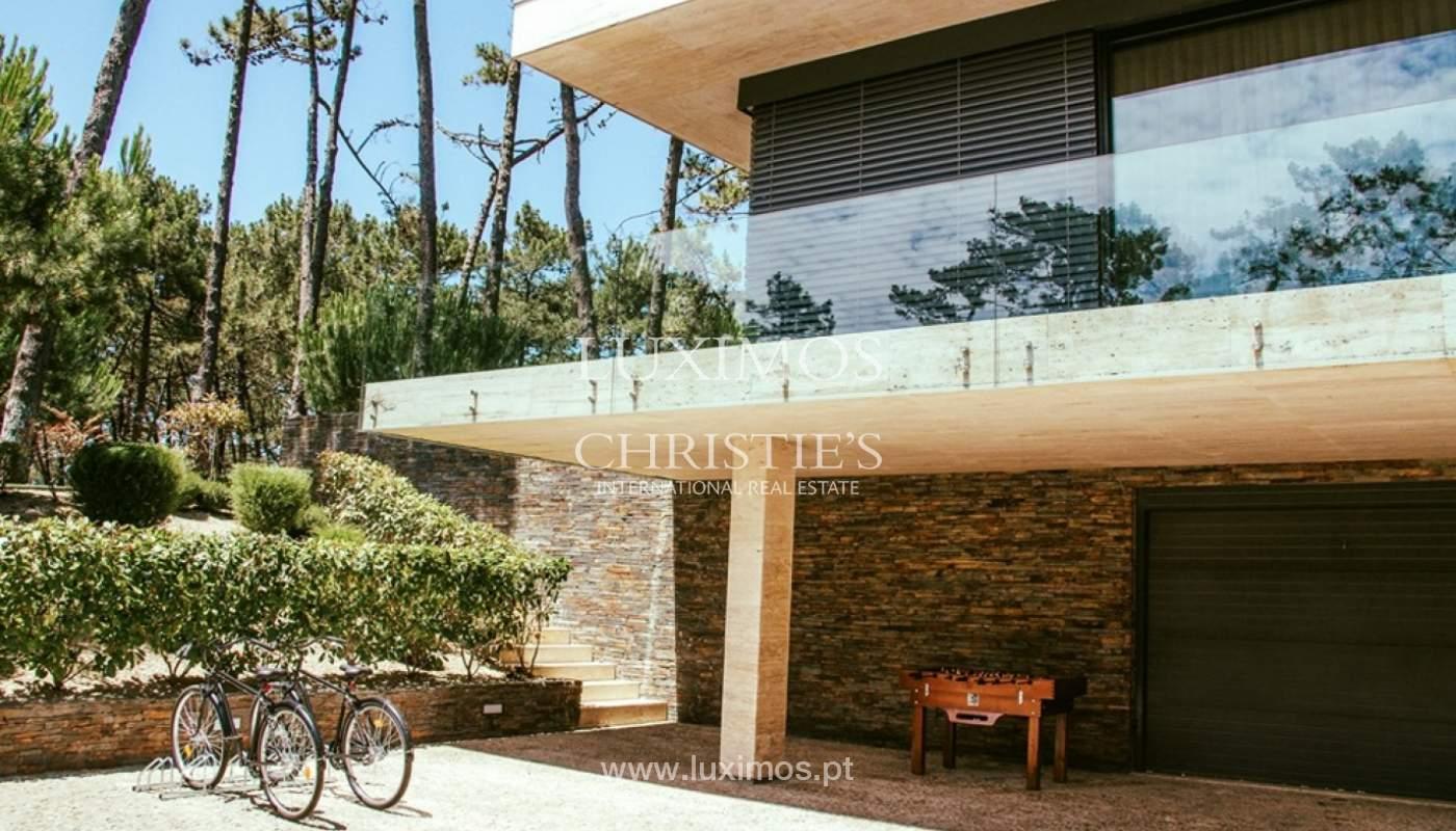 Zeitgenössisches Haus, zu verkaufen, mit Pool und Garten, Esposende, Portugal_135844