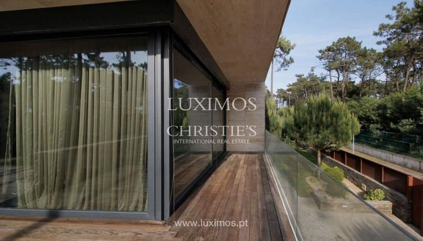 Zeitgenössisches Haus, zu verkaufen, mit Pool und Garten, Esposende, Portugal_135847