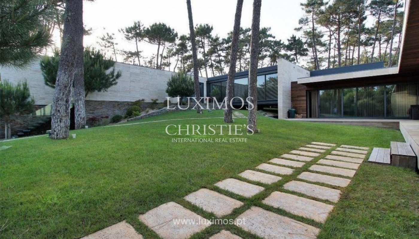 Contemporary house, for sale, with pool and garden, Esposende, Portugal_135852