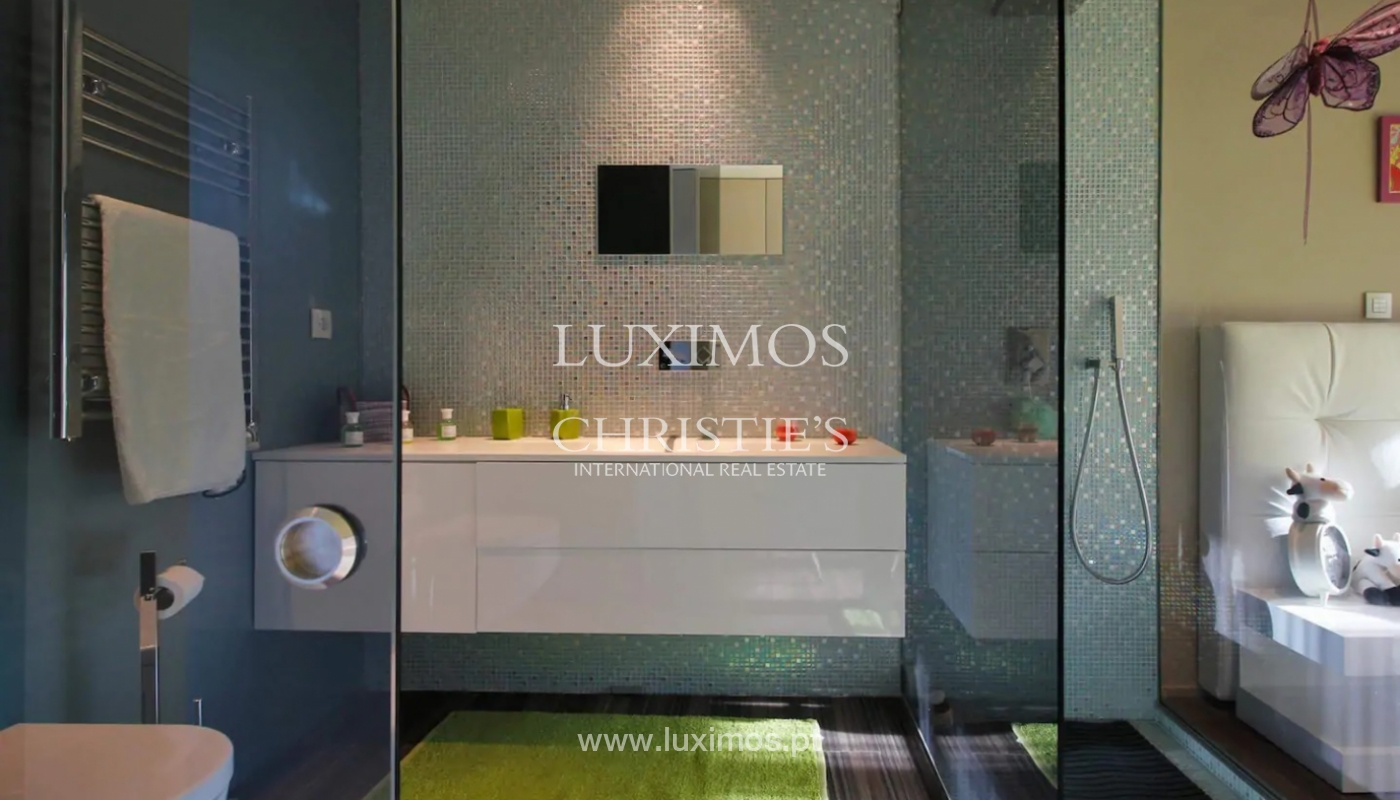 Contemporary house, for sale, with pool and garden, Esposende, Portugal_135853