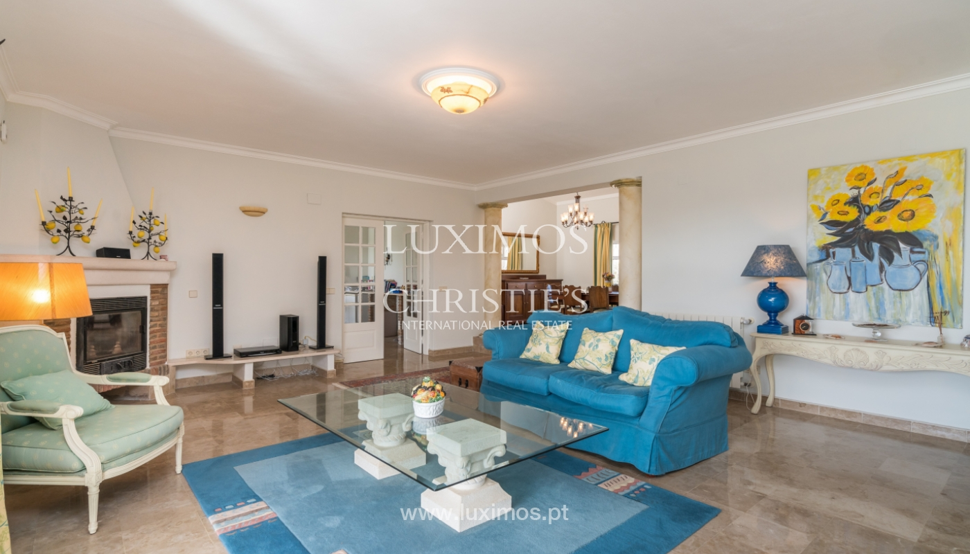 Sale of villa with pool and garden in Loulé, Algarve, Portugal_136013