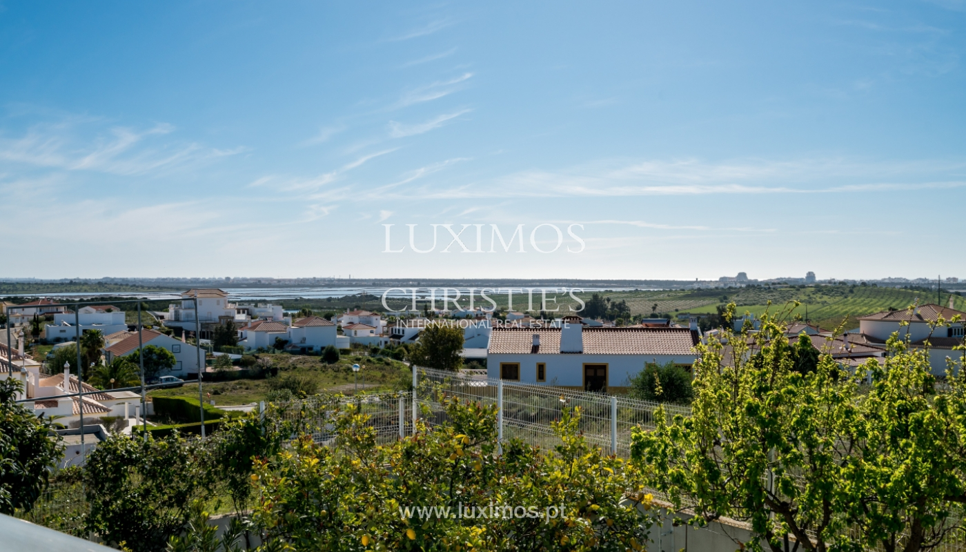 Sale of villa with pool and garden in Castro Marim, Algarve, Portugal_136131