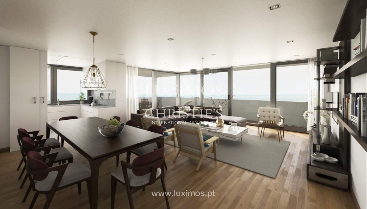 Verkauf einer neuen Wohnung mit Meerblick in Tavira, Algarve, Portugal_136256