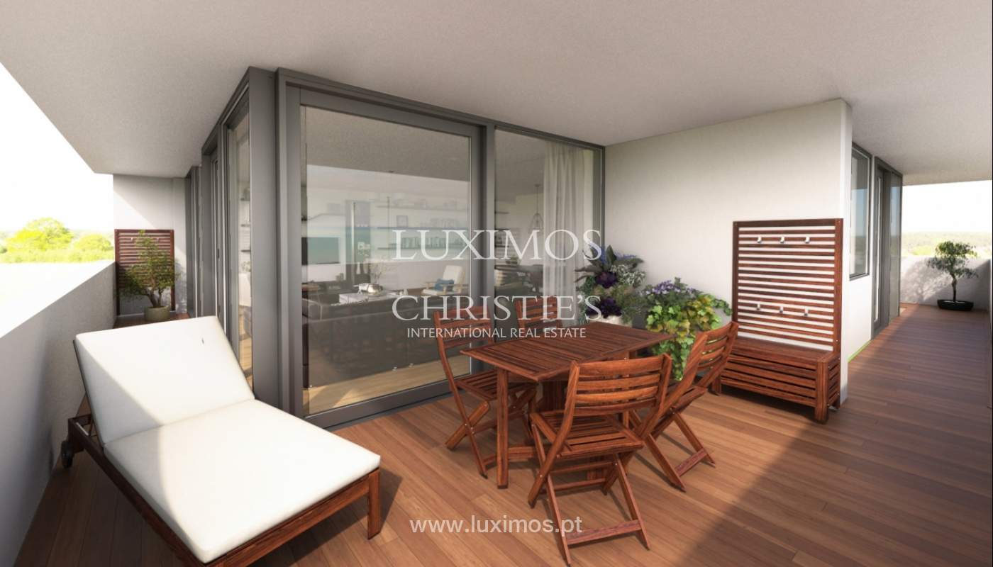 Venda de apartamento novo com vista mar em Tavira, Algarve_136259