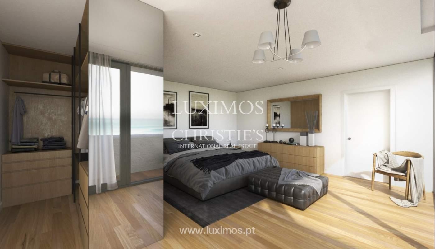 Verkauf einer neuen Wohnung mit Meerblick in Tavira, Algarve, Portugal_136261