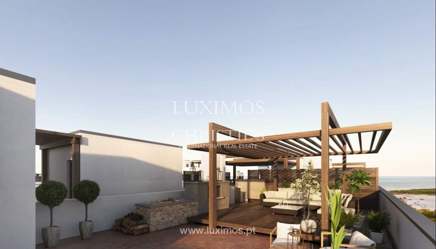 Appartement neuf, vue sur la mer à vendre à Tavira, Algarve, Portugal_136285