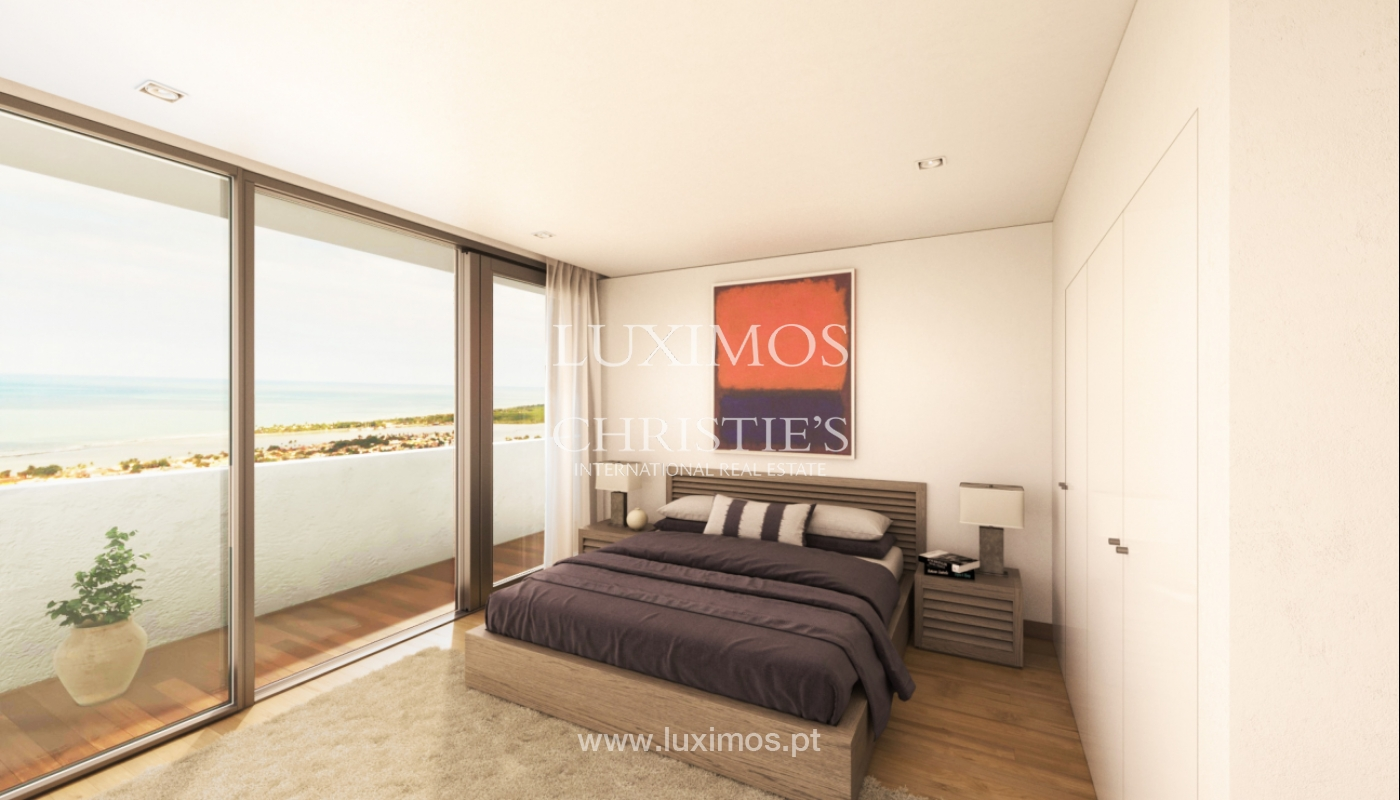 Sale of new penthouse with sea view in Tavira, Algarve, Portugal_136294
