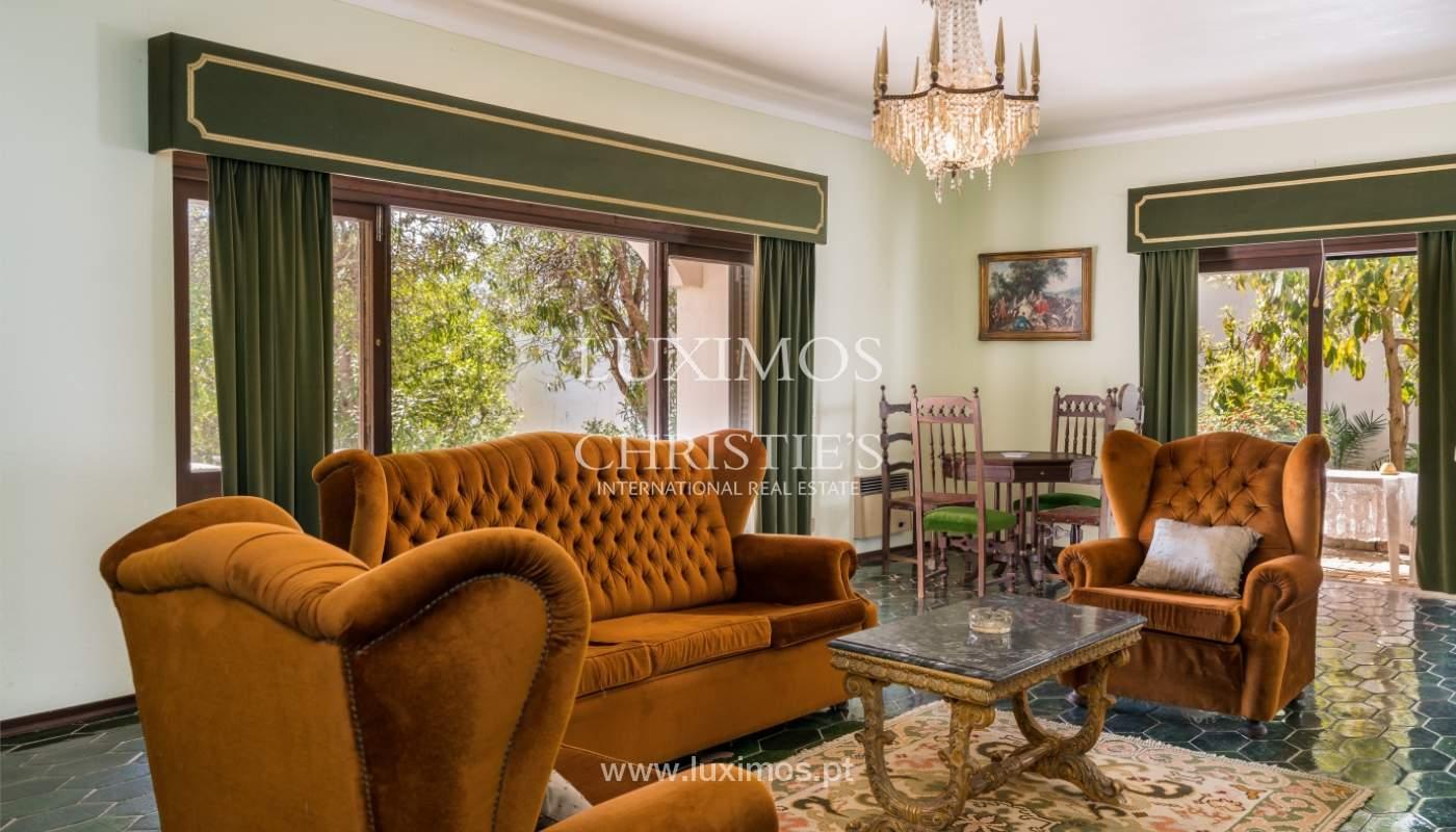 Maison à vendre avec piscine à Porches, Lagoa, Algarve, Portugal_136479