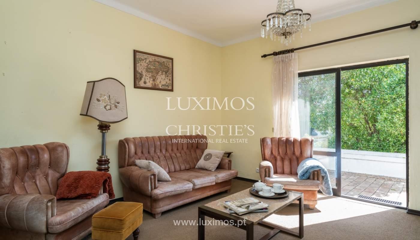 Maison à vendre avec piscine à Porches, Lagoa, Algarve, Portugal_136481