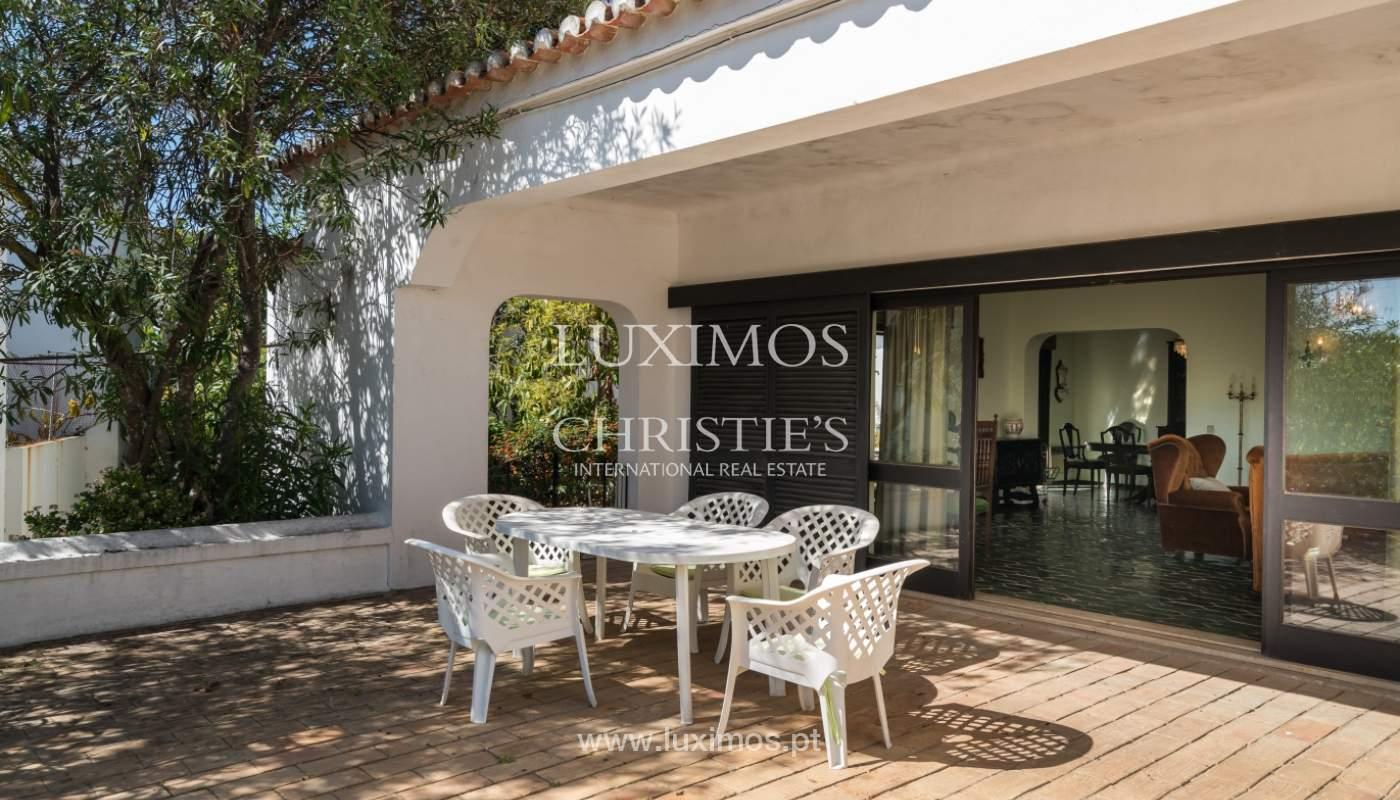 Maison à vendre avec piscine à Porches, Lagoa, Algarve, Portugal_136485