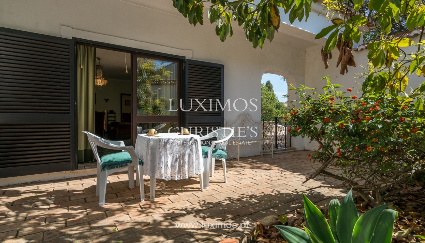 Sale of house with pool in Porches, Lagoa, Algarve, Portugal_136489