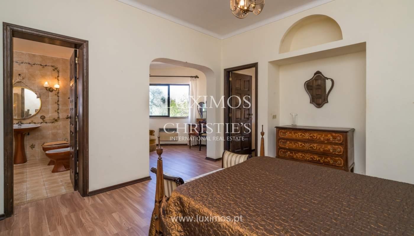 Maison à vendre avec piscine à Porches, Lagoa, Algarve, Portugal_136496