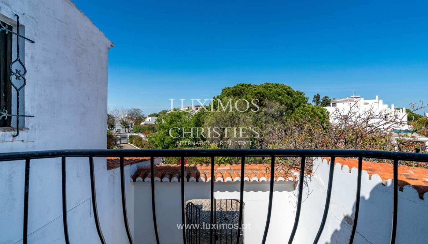 Maison à vendre avec piscine à Porches, Lagoa, Algarve, Portugal_136508