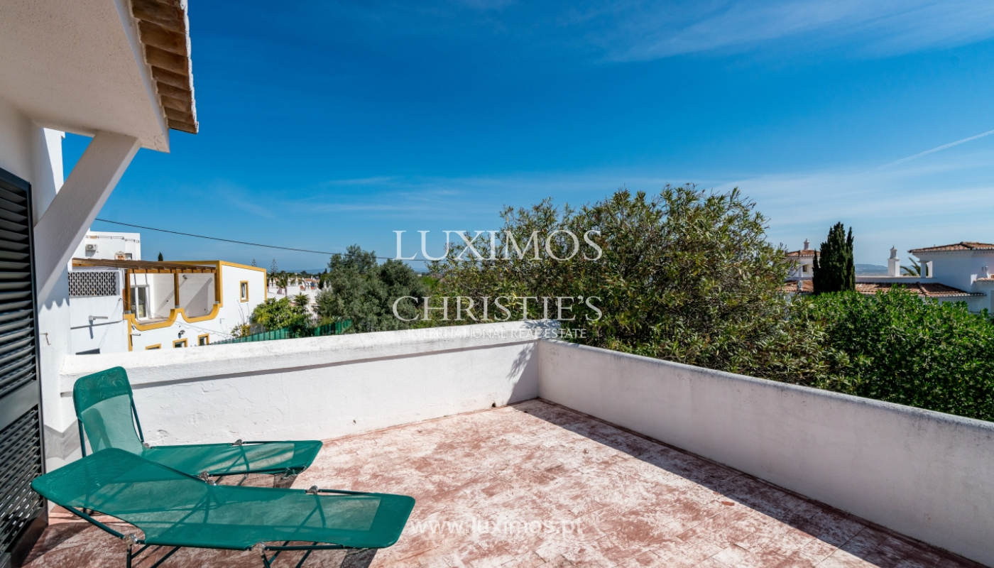 Sale of house with pool in Porches, Lagoa, Algarve, Portugal_136510