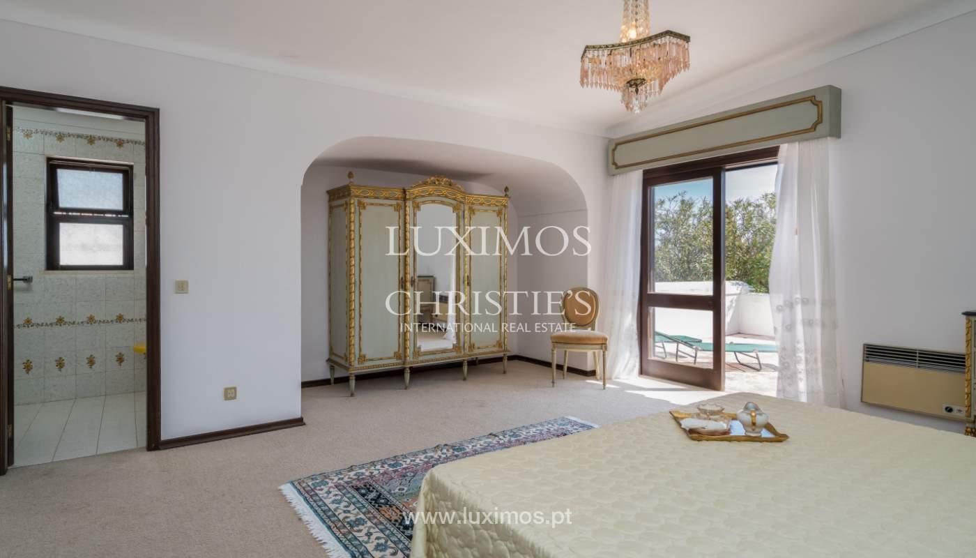 Maison à vendre avec piscine à Porches, Lagoa, Algarve, Portugal_136511
