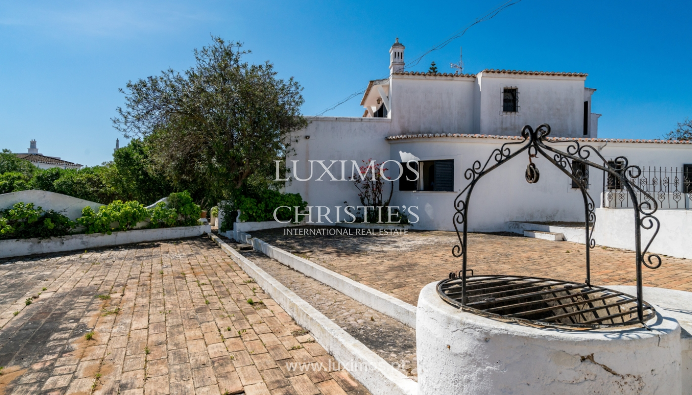 Sale of house with pool in Porches, Lagoa, Algarve, Portugal_136515