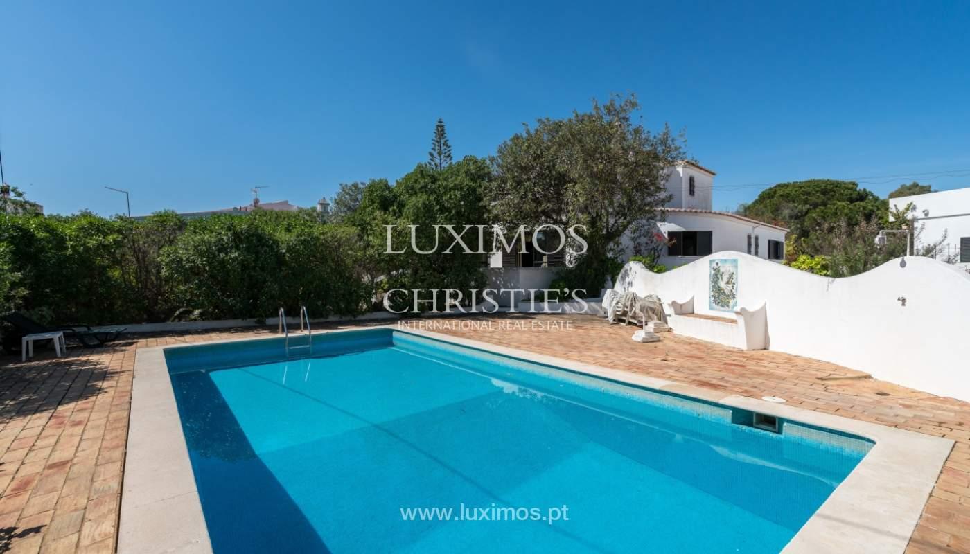 Maison à vendre avec piscine à Porches, Lagoa, Algarve, Portugal_136516