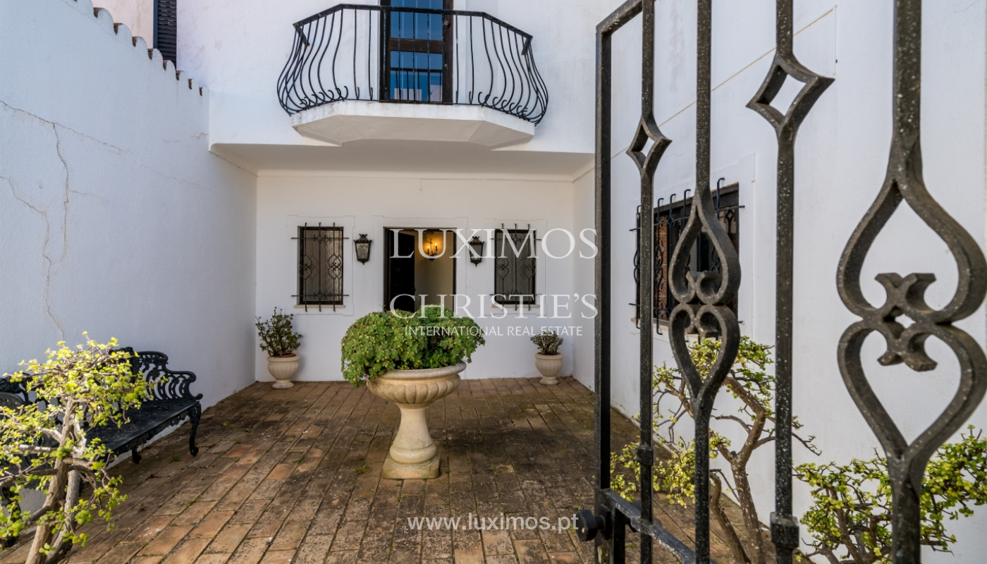 Sale of house with pool in Porches, Lagoa, Algarve, Portugal_136519